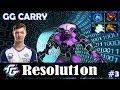 Resolution - Faceless Void Offlane | GG CARRY | Dota 2 Pro MMR Gameplay #3