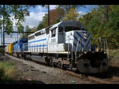 Early - Mid October 2014 Leased and Foreign Power, Heritage Units and Big Freights