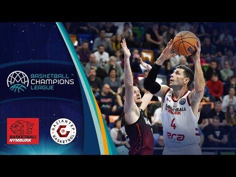 ERA Nymburk v Gaziantep - Highlights - Basketball Champions League 2019-20