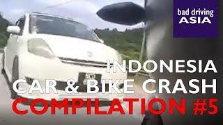 Indonesia Car & Bike Crash Compilation #5