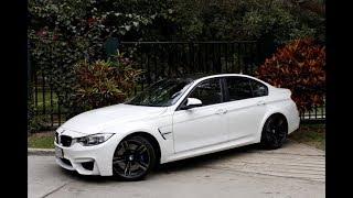 Test drive - BMW M3 F80