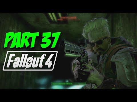 Saving Agent Blackbird - Fallout 4 Survival Mode | Part 37