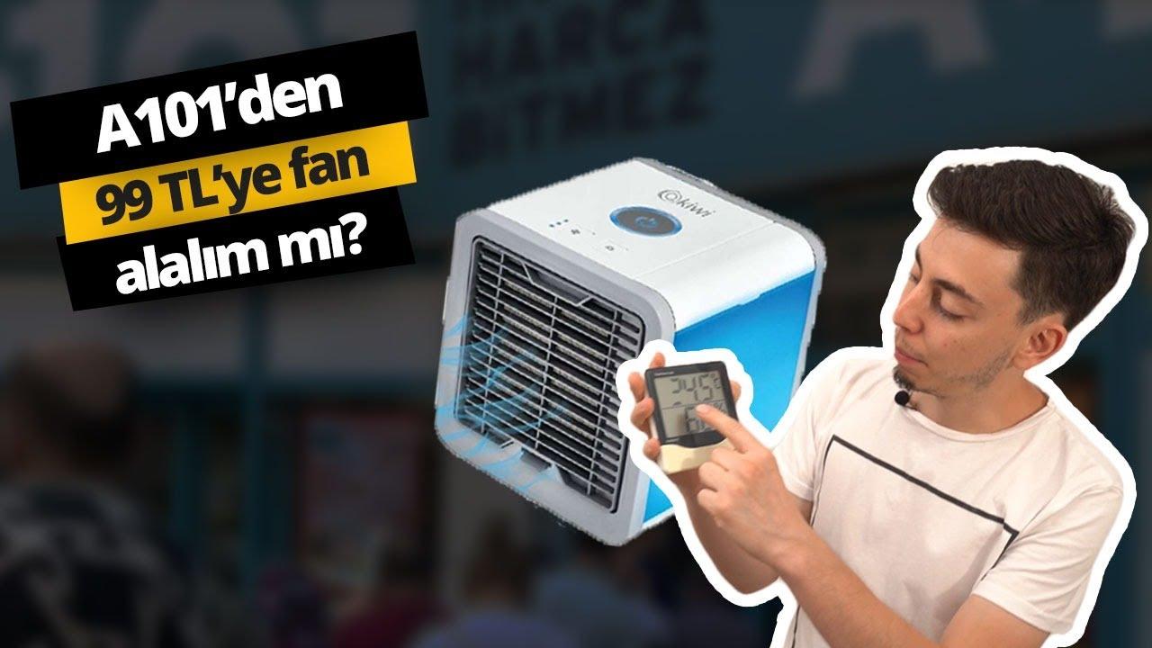 99 TL'ye soğuk hava verdiğini iddia eden fan inceleme!