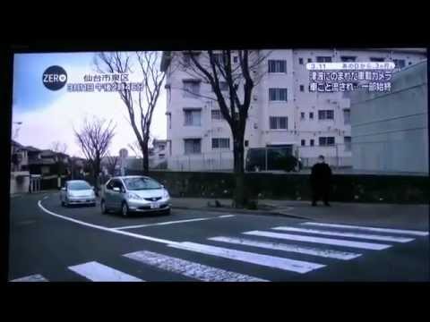 цунами в Японии:
