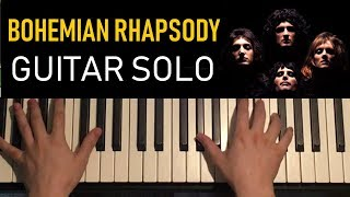 HOW TO PLAY - Bohemian Rhapsody - by Queen (Piano Tutorial Lesson) [PART 3]