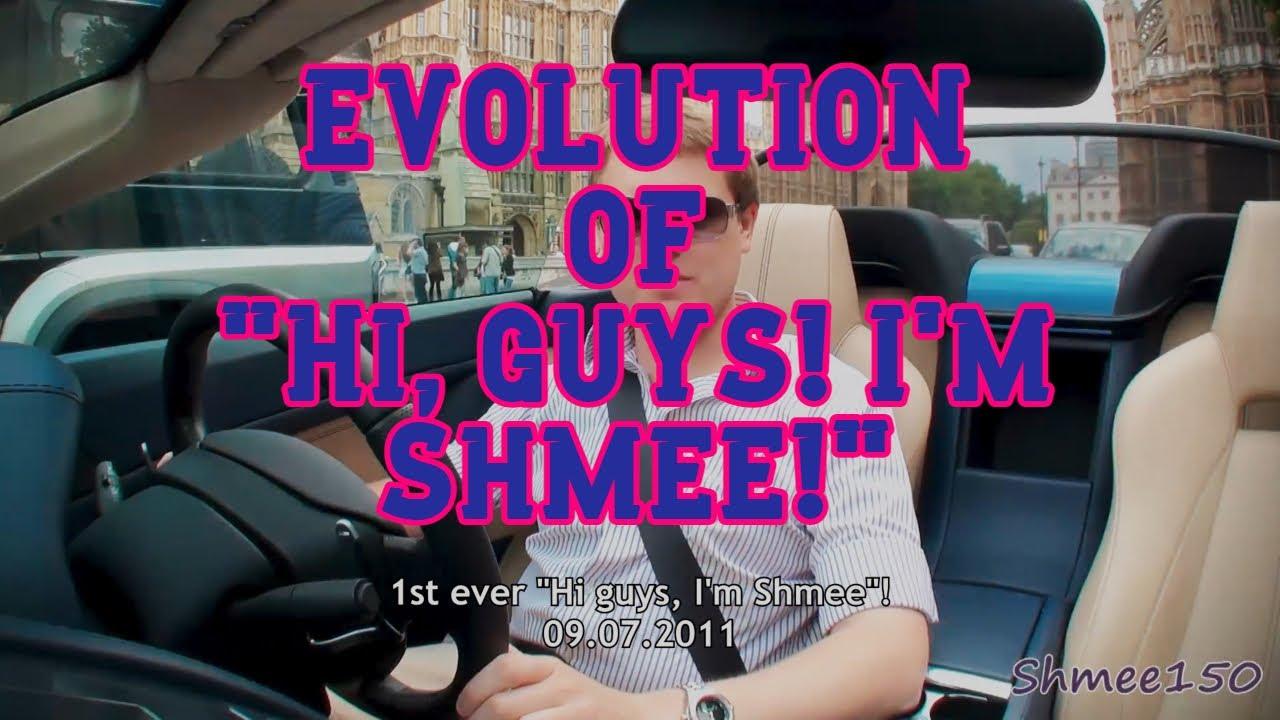 """Hi, guys! I'm Shmee!"" SHMEVOLUTION #1"