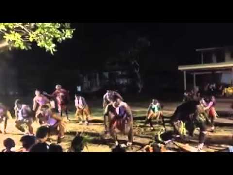 Darnley island dancers