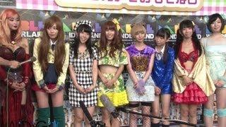 アイドルグループ「でんぱ組.inc」が8月19日、東京都内で行われたイベン...
