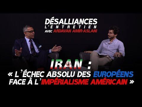 Iran : « L'échec absolu des Européens face à l'impérialisme américain »