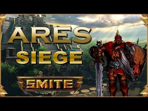 SMITE! Ares, seguro que esto es un guardian?! Siege #114