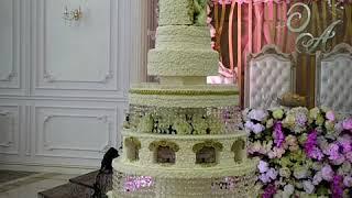 Шоу-торты Свадебные Торты онлайн курс обучения Свадьба