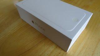 فتح صندوق الايفون 6/ iphone 6 unboxing