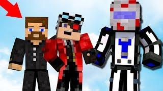 ПУГАЮ ЕВГЕХУ И ДЕМАСТРЕА! СТРАШНЫЙ ХОРРОР - МИНИ ГЕЙМ! Minecraft
