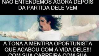 Michael Jackson -Heal the World (COM LEGENDA)