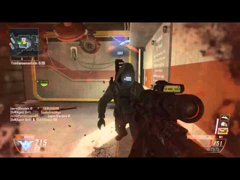 Agent Shift - Black Ops II Game Clip