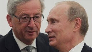 George Friedman on Russia's Strategy for the European Crisis (Agenda)