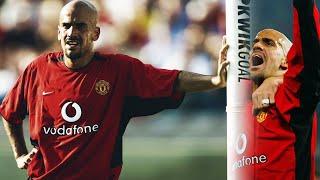 Juan Veron - Manchester United | Chuyện tình dang dở