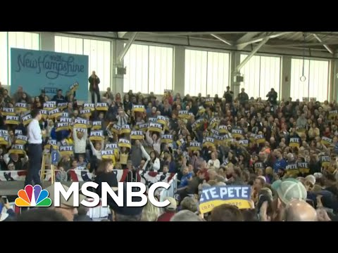 New Hampshire Voters Head To the Polls To Vote In First 2020 Democratic Primary | Deadline | MSNBC