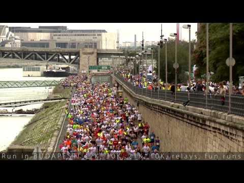 Run in Budapest - 2015