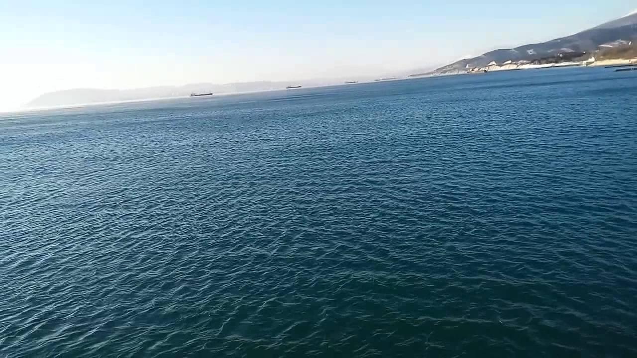 черное море фото кабардинка