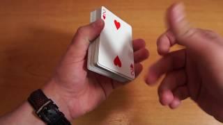 Карточные Тасовки #15: Секреты самой популярной шулерской тасовки в мире!