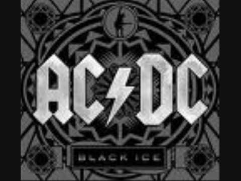 ACDC - Black Ice (song)