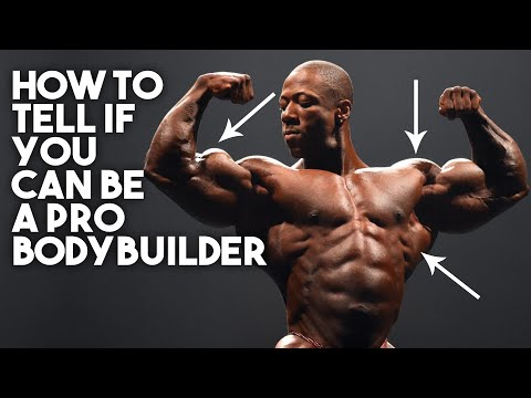 Bodybuilding Genetics Are Everything – What Must Be Done to become an IFBB Pro
