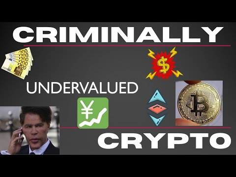 MOST UNDERVALUED CRYPTO COINS IN 2020 – INSANE GAINS? HUGE ROI? MAKE MORE BITCOIN! MAKE MORE MONEY!!