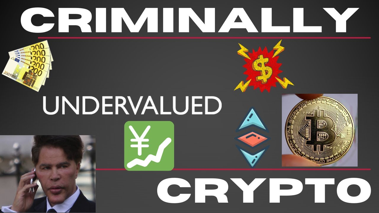 MOST UNDERVALUED CRYPTO COINS IN 2020 - INSANE GAINS? HUGE ROI? MAKE MORE BITCOIN! MAKE MORE MONEY!! 4