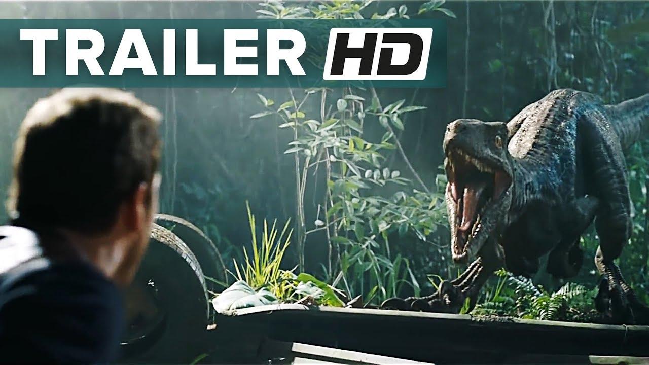 Jurassic World - Il Regno Distrutto - Trailer Finale Italiano HD - YouTube