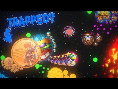 GOTA.IO // THE IMPOSSIBLE TRAPPED DOUBLE PUSHSPLIT AND THE BRAVEST 64X PIECES POPSPLIT!!