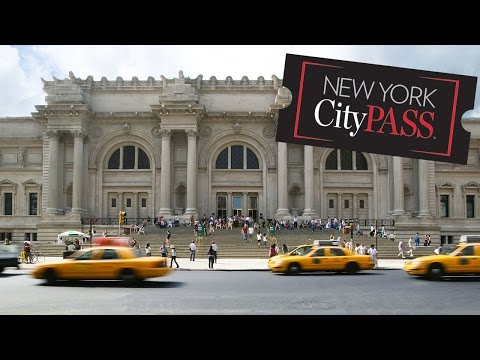 New York CityPass Skip the Line Tickets to Must-See Attractions and Top Things To Do