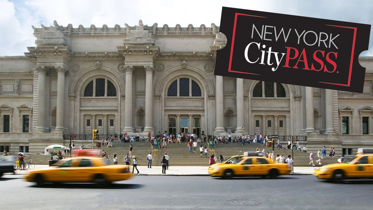 New york citypass skip the line tickets to must see for Must see attractions in new york city