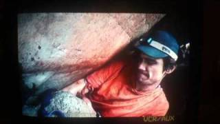 Full scene from an awesome movie 127 hours TRUE STORY.