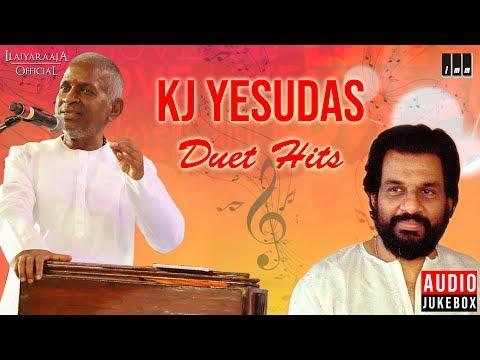 KJ Yesudas Duet Hits   Evergreen Tamil Romantic Songs   Audio Jukebox    Ilaiyaraaja Official