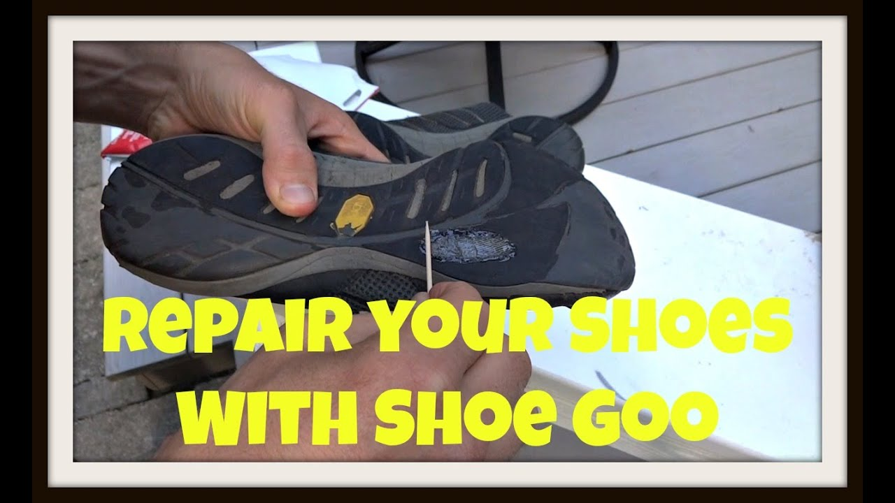 Nike Shoe Repair Glue
