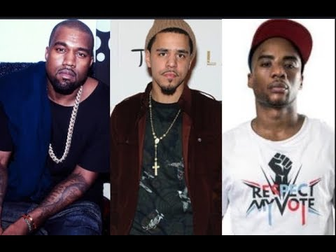 Kanye West Claims J.Cole Is Always Dissing Him For Being With Kim Kardashian, Claims Charlamagne
