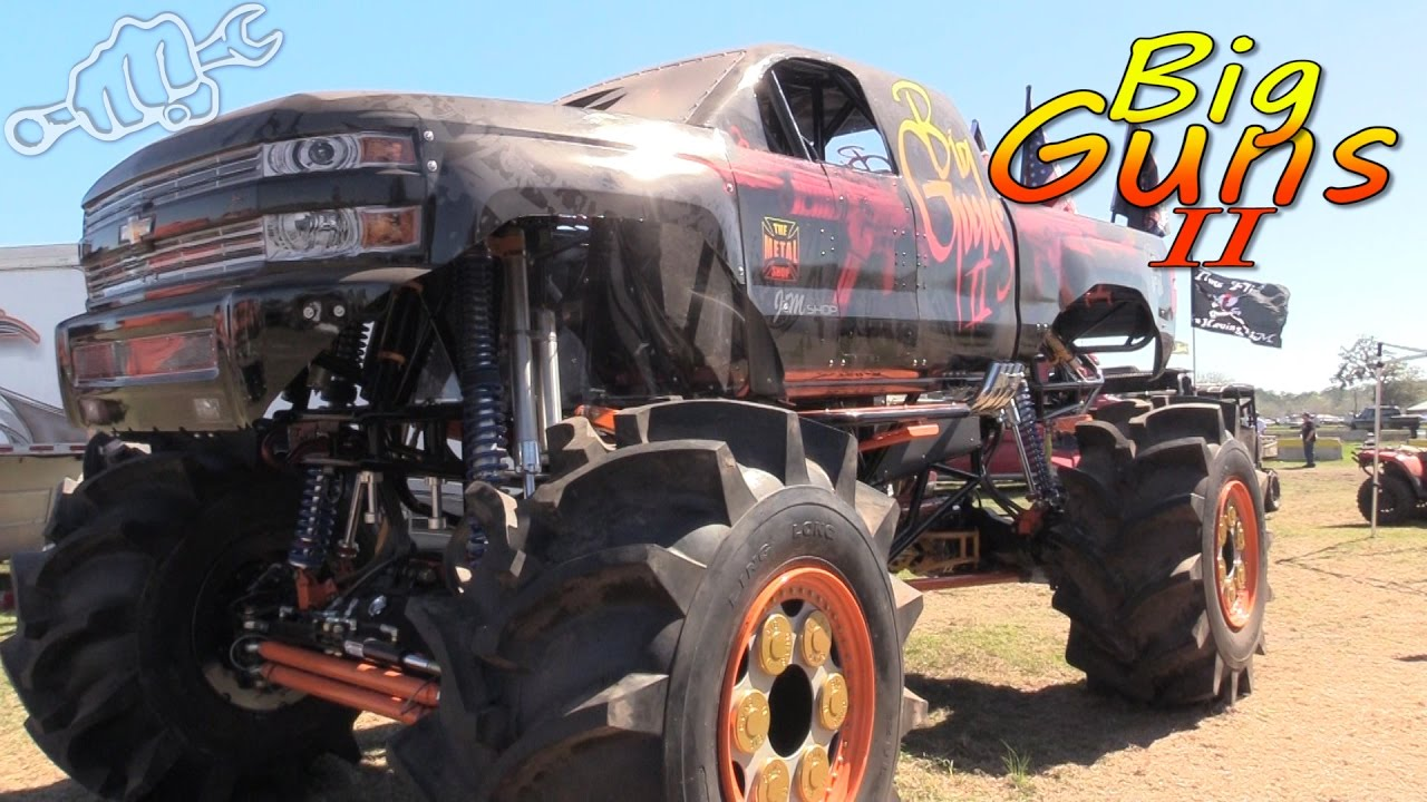 Big Guns 2 Monster Mud Truck Youtube