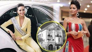 Hé lộ khối tài sản KHỦNG của H'Hen Niê sau 1 năm đăng quang Hoa hậu hoàn vũ Việt Nam