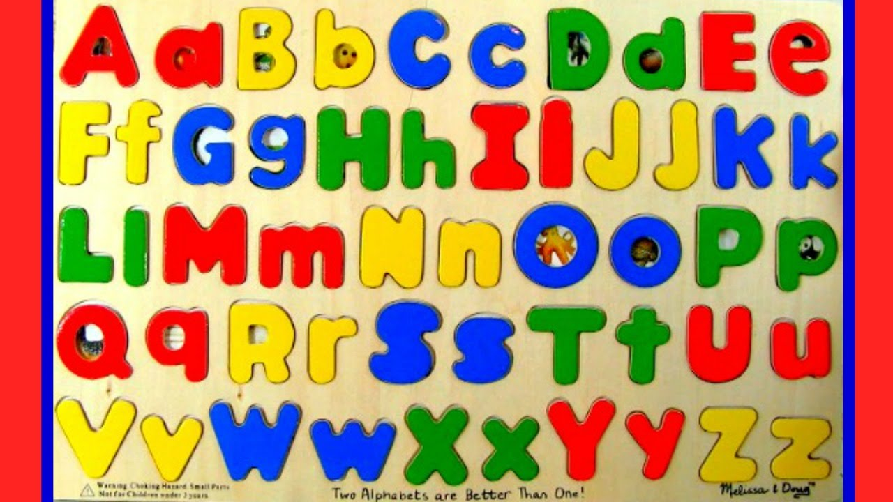 Worksheets Alphabets For Kindergarten learn abc alphabet uppercase letters fun educational video for kindergarten toddlers