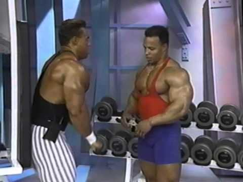 Flex Magazine Bodybuilding Video Series: Vol. 4: Triceps & Shoulders