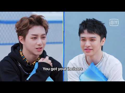 [EngSub] Playing the 'Of Course' Game : Kingston Vs Krystian (Youth Radio) | Youth With You 3