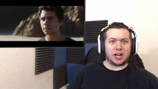 Maze Runner The Death Cure Official Final Trailer -REACTION-