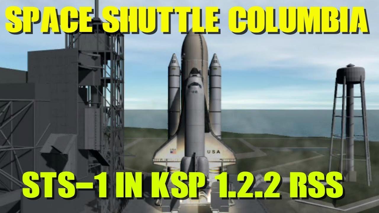 ksp space shuttle columbia - photo #5