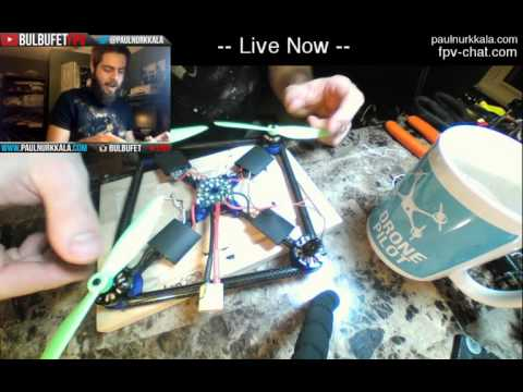 Live Stream -- Setting up MRM DragonFly AIO Flight Controller