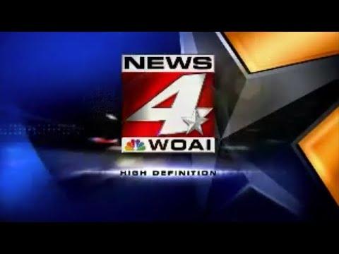 WOAI 10pm News open May 20 2011