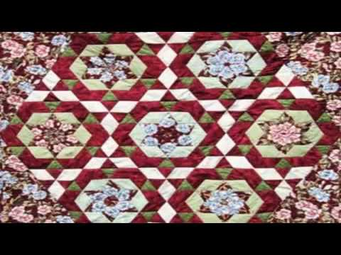 Kaleidoscope quilting template free quilt patterns using panels Delectable Quilt Patterns Using Panels