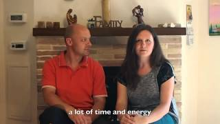 Donato & Francesca - The Marriage Course in Italy
