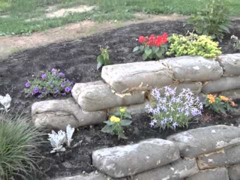 Another Look At The Retaining Wall