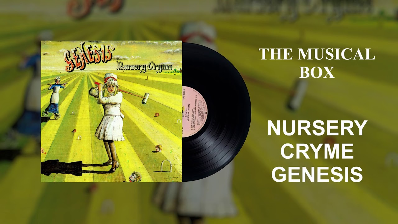 Genesis The Musical Box Official Audio Youtube